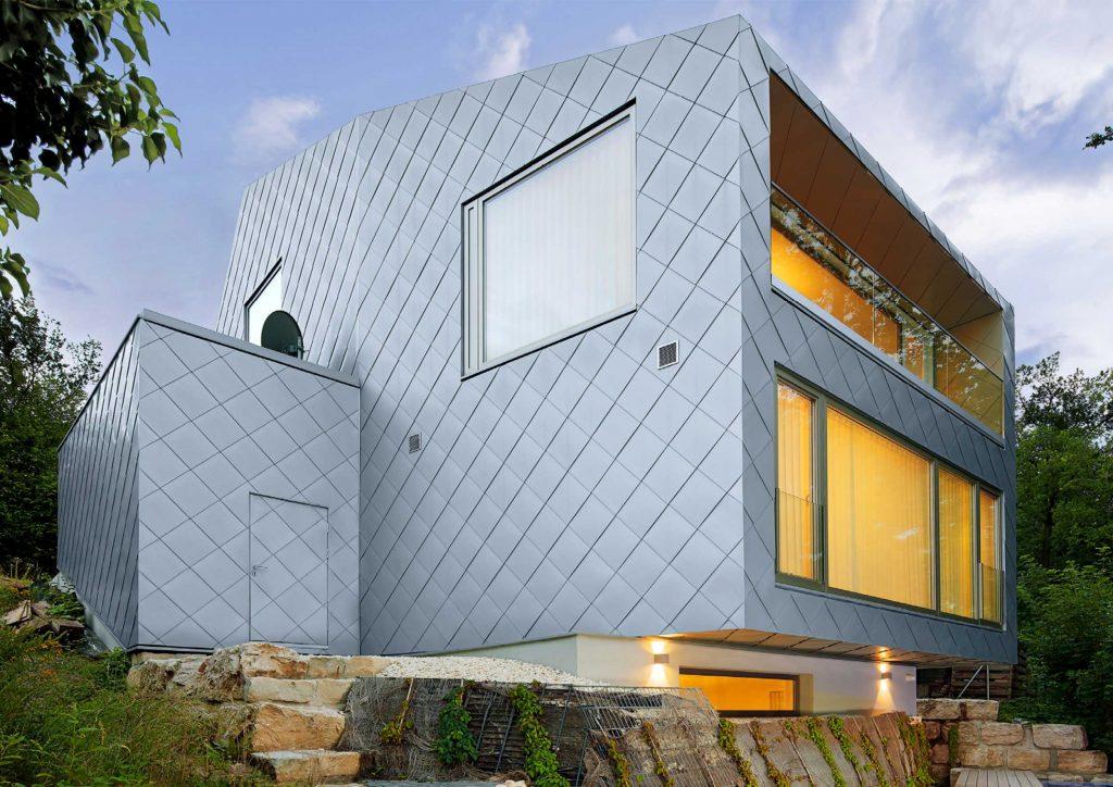 Fassade-Sortiment | Janssen Dach