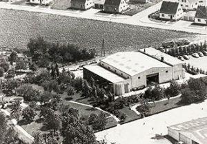 Janssen Dach 1961